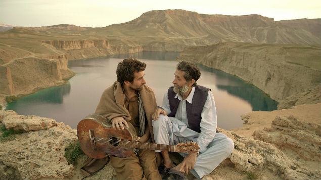 Jirga director, Benjamin Gilmour, had to overcome huge difficulties to shoot his movie. (Photo: Supplied)