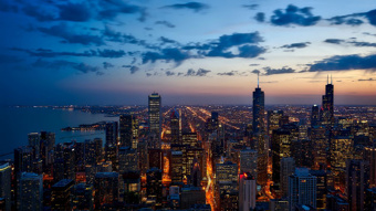 Mike Yardley: Cultural excess in Chicago