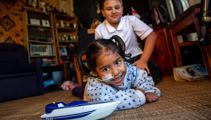 Treatment failures leave 4-year old brain damaged