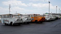 Kiwi duck tour operator says US boat shouldn't have been operating in stormy conditions