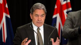 Peters rejects Aust claim on border patrol