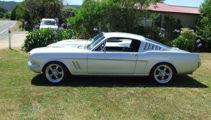 Burglars steal 'beautiful' classic car