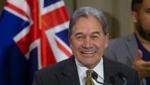 Winston Peters doubles down on Aussie flag criticism