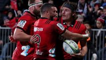 Unstoppable Crusaders charge into Super Rugby final