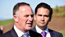 Sir John Key warns of economic downturn, says NZ Govt not the ones to fix it