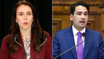 Claire Trevett: PM Jacinda Ardern gatecrashes Simon Bridges' party
