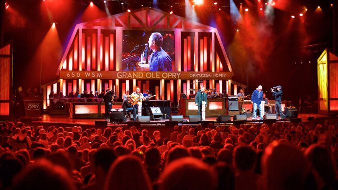 The Grand Ole Opry (Image / Mike Yardley)