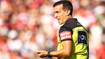 NRL ref faced hundreds of death threats after disallowing Tonga try at Mt Smart