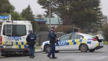 Armed police surround Invercargill property