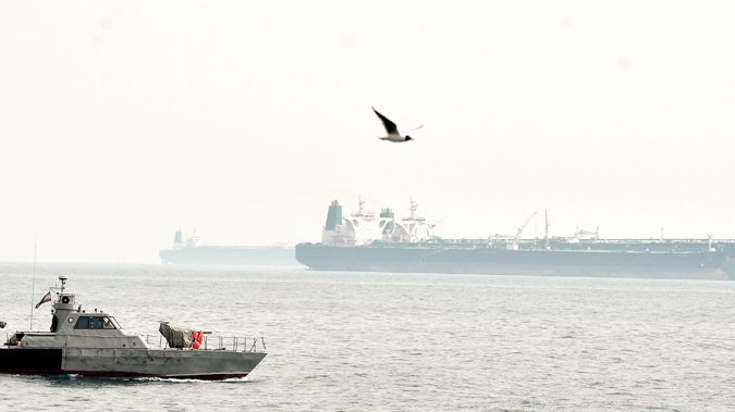 The Strait of Hormuz could be closed if Iran follows through with their threat. (Photo / Getty)
