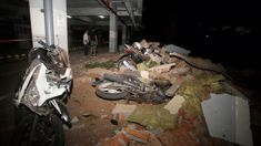 Stephanie Holmes: Indonesia carrying on after earthquake
