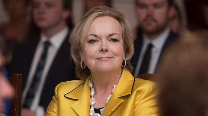 Judith Collins refused to back down after being called out over the story. (Photo / NZ Herald)