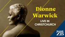 Dionne Warwick announces Christchurch show this November