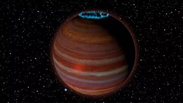 'Rogue planet' found drifting through space
