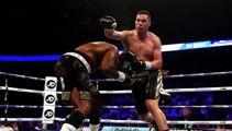 Joseph Parker won't appeal Dillian Whyte defeat