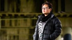 Teacher Jackie Hsu ia angry as she is unable to teach in New Zealand. (Video: NZ Herald)