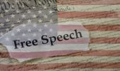 An American law professor says the free speech debate is also a big issue in the US. (Photo: