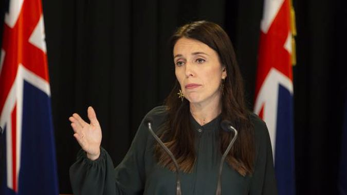 Ardern was fustrated on many fronts this week. Photo / File