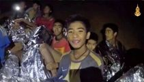 Boys rescued from cave get Thai citizenship