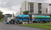 Shares in the dairy giant have been placed on a trading halt, here and across the Tasman, as the company goes over its annual financial statements for the financial year just passed. Photo \ File