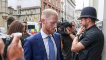 From bullish to sheepish: Stokes nervy on the stand