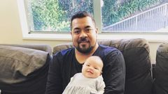 A Wellington father was refused entry into a mall's parents' room by another mother. Photo / Supplied