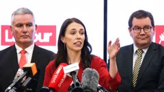 Did Grant Robertson and Jacinda Ardern and the rest of the Labour crew do any policy work during nine years in opposition? (Photo / NZ Herald)