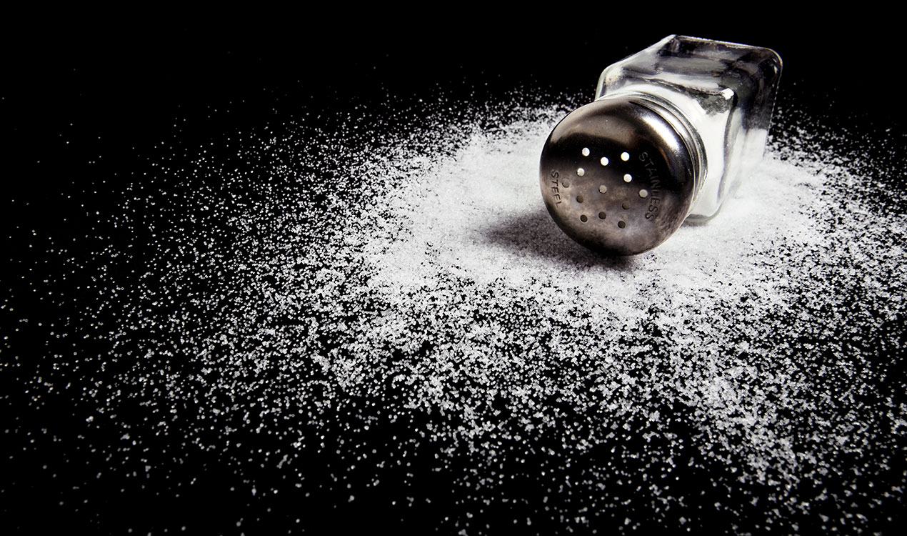 Cutting down salt intake isn't always healthy: Lancet