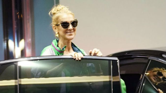 Celine Dion has arrived in New Zealand. (Photo: Getty)