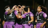 The Warriors are on the brink of the NRL playoffs