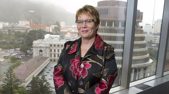Internal Affairs Minister Tracey Martin is responsible for shepherding the bill though Parliament (Image / NZH)