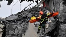'Enormous tragedy': Motorway bridge collapse kills dozens in Italy