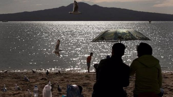 There is a 72 per cent chance of higher than normal temperatures until 2022. (Photo / NZ Herald)