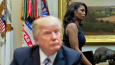 Nick Bryant: Donald Trump takes action against Omarosa Manigault Newman