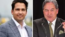 Peters on expenses leak: '56 National MPs, 55 suspects'