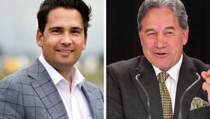 Winston Peters has his own views on the expenses leak. (Photo / NZ Herald)