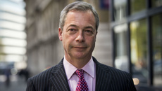 Nigel Farage: Right-wing speakers increasingly the target of protests