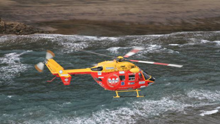 Auckland rescue helicopter scrambled to crash
