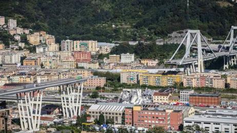 'Mafia' firms blamed for tragic Genoa bridge collapse