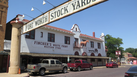 Mike Yardley: Fort Worth to Southfork, Texas