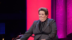 The Chase star Anne Hegerty, The Governess, in New Zealand