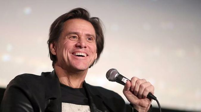 All of a sudden, Jim Carrey seemed to lose all interest in the bright lights of Hollywood. Photo / Getty Images