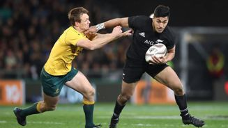 Rugby: Bledisloe Cup 2018 live updates - All Blacks v Wallabies
