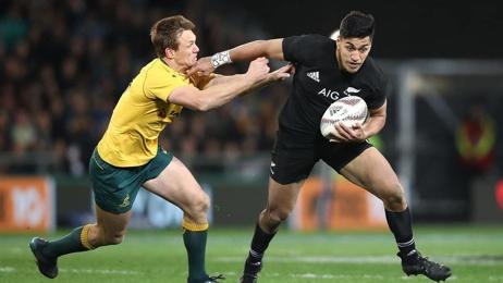 Rugby: Bledisloe Cup 2018 live updates - All Blacks v Wallabies
