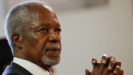 Former UN Secretary-General Kofi Annan dies