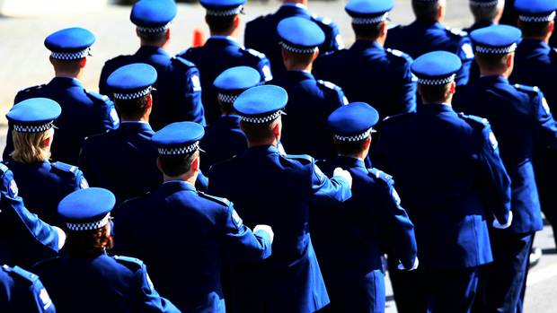 The Government plans to hire more police officers, but only needs to because so many are feeling forced out by PC madness. (Photo / File)