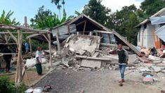 Charlotte Fenwick: Relief effort continues in Lombok following weeks of earthquakes