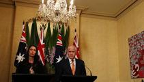 Ardern: Australian politics can be 'brutal'