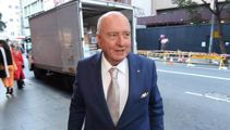 Sydney radio host Alan Jones dropped the N word live on air