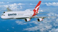 Qantas revamping Auckland lounge as it reports record profit